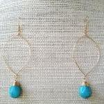Handmade Turquoise Drops on..